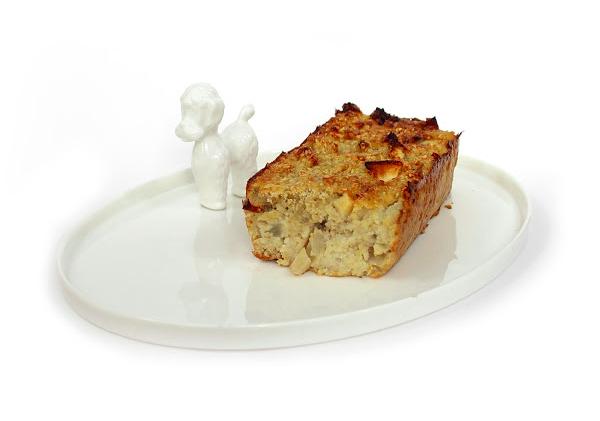 Gâteau Avoine/ Pomme/ Poire