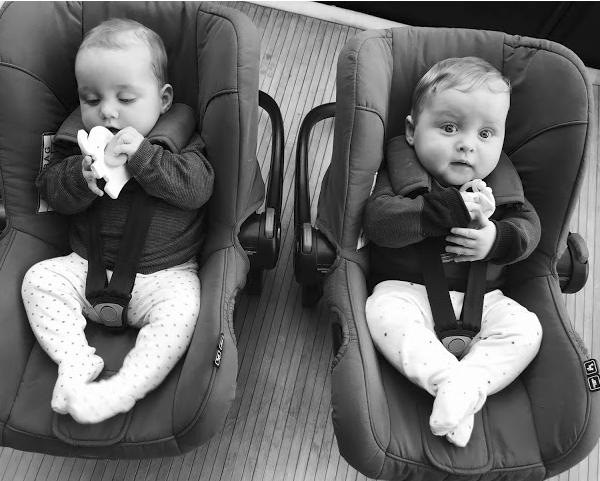 Mes indispensables pour l'arrivée des jumeaux