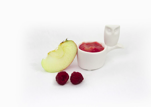 Compote Pomme/ Framboise