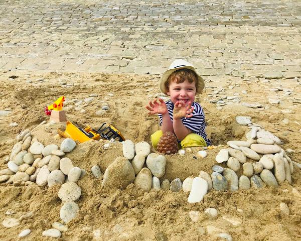 L'Ile de Ré avec des enfants